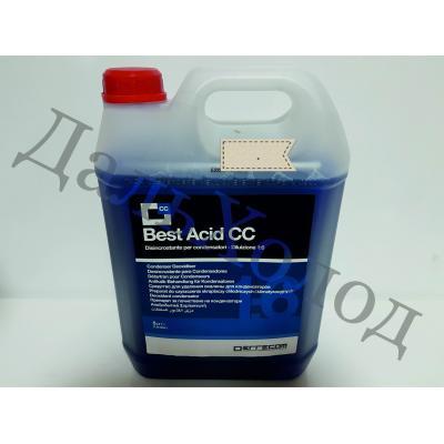 Очищающее средство на кислотной основе 5л (Best Acid CC)