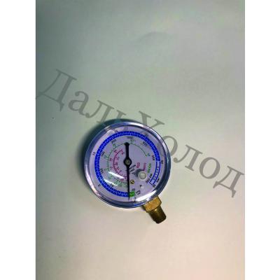 Манометр низкого давления WK6803L 68мм (R-22,407,410)