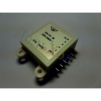 Блок управления клапаном КК01-М