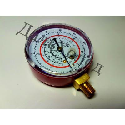 Манометр высокого давления RG-500 (63мм) R-22,134,404,407