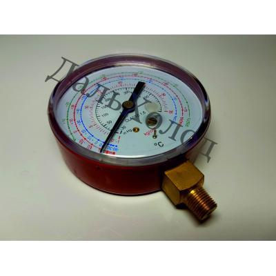 Манометр высокого давления RG-500 (80мм) R134,404,507