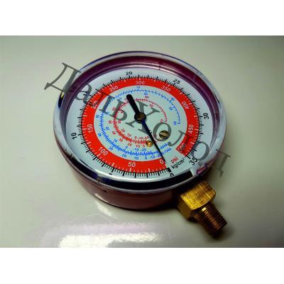 Манометр высокого давления DSZH/P (80мм) R-12,22,134,404