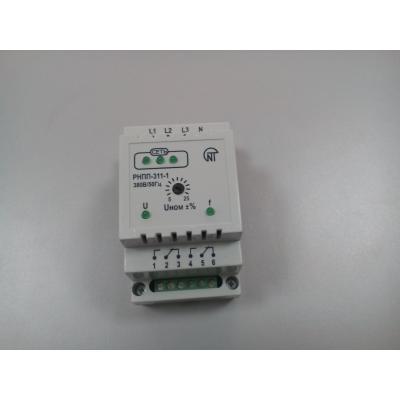 Реле контроля РНПП-311F (311-1)