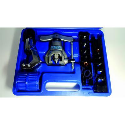 Вальцовка CT-806 AM-L + труборез + ример (набор дюйм+мм)