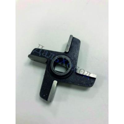 Нож 2-х сторонний №764 с буртом (МИМ-300)