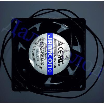 Вентилятор JAMICON 80*25 220V-0.05A (JA0825H2S010N-L-R)