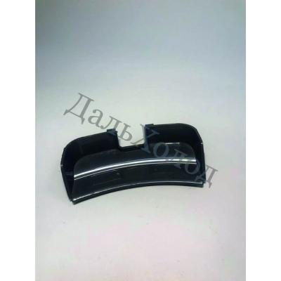 Основание ручки люка СМА Samsung DC63-00924A (серая)