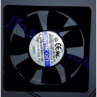 Вентилятор JAMICON 120*25 12V-0.3A (JF1225S1H-000-065R)