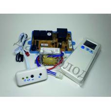 Пульт управления для кондиционера с платой QD-U02C+