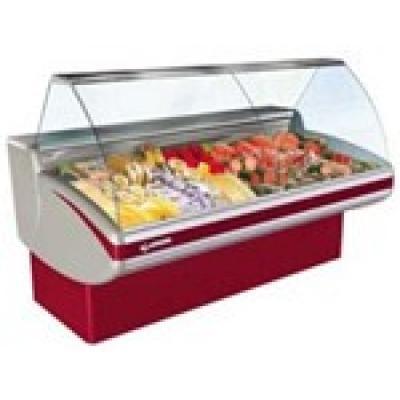 Витрина холодильная Гамма 1200