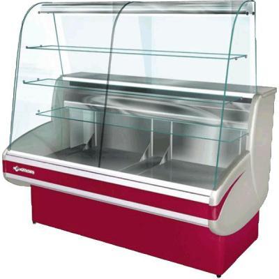 Витрина холодильная Гамма K 1600