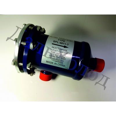 Замена фильтра-осушителя в торговом и промышленном холодильном оборудовании