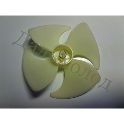 Крыльчатка вентилятора на толстый вал 100мм