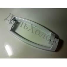 Ручка LG белая изогнутая (комплект)
