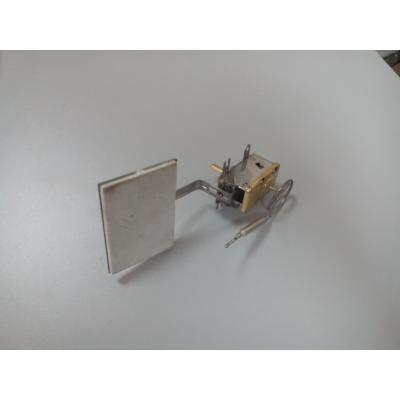 Заслонка Индезит  WMF17J-709-100 механическая