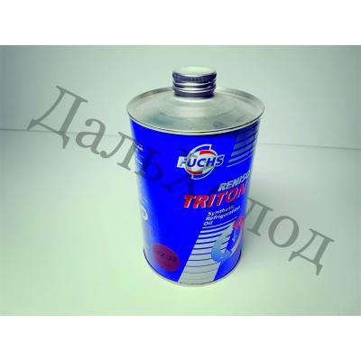 Масло Reniso Triton ZEZ 32 (1л) синтетическое R134a,404A,407C,507,410A