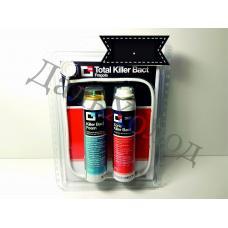 Набор очищающих средств для кондиционера (Total Killer Bact) пена100мл., спрей (клубника) RKAB05