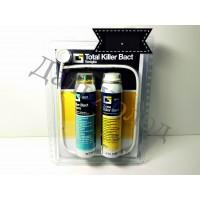 Набор очищающих средств для кондиционера (Total Killer Bact) пена100мл., спрей (ваниль) RKAB07