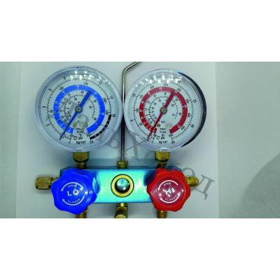 Коллектор двухвентильный  СН-A2P R-404,134,22 (смотровое стекло)
