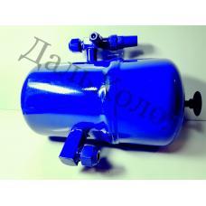 Рессивер с вентилем SPLC-102 3/8 (2.8 л)