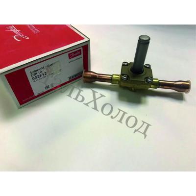 Вентиль соленоидный Danfoss EVR 10 (032F1214) 16мм