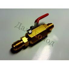 Вентиль запорный CH-15BV-SHA-BVM-01 (1/4 x1/4)