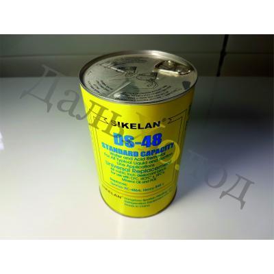 Вставка для фильтра DS-48 Sikelan (осушитель + антикислотник средней интенсивности)