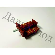Переключатель ПМ 16-5-01 вал 16,5мм 5 позиций (Т03665-16501, АС6-Т01-684)