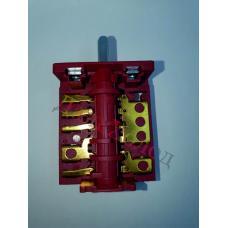 Переключатель духовки ПМ16-5-05 вал 16,5мм 5-позиц
