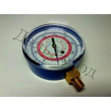 Мановакууметр BCOL -N 80мм R-22,407,410
