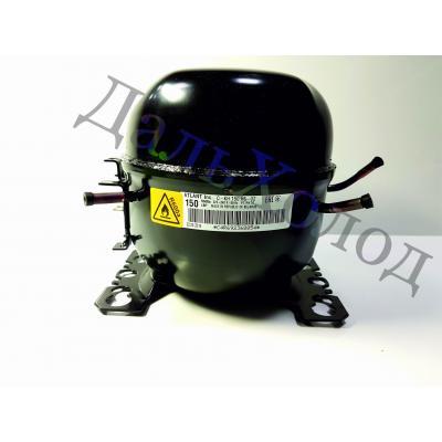 Компрессор Атлант СКН 150 (R-600, при -23,3°C=157Вт) (реле РТК-6)