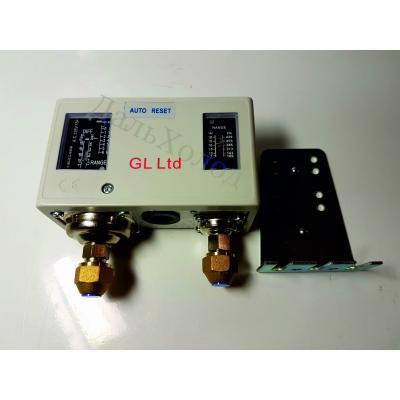 Прессостат HLP-830 сдвоенный