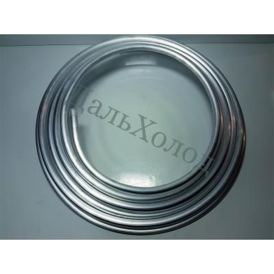 Алюминиевая труба 1/2 (12,7*1,1мм)  бухта 15м (цена за 1метр)