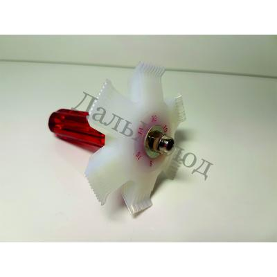 Гребёнка д/правки рёбер CT-351