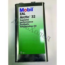 Масло Mobil Arctic EAL 32 (5л) синтетическое