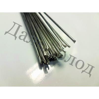 Припой алюминиевый ALCOR 22 (2,0*500мм) ZnA