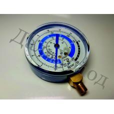 Мановакууметр R-22/134/404 (80мм) низкое давление