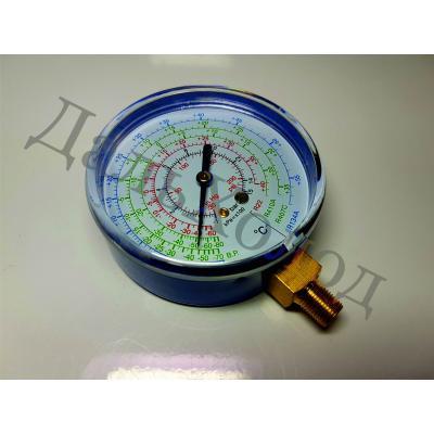 Мановакууметр R-22,407,410 (80мм) низкое давление