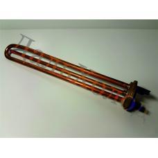 ТЭН для водонагревателя 1200W клемы короткие