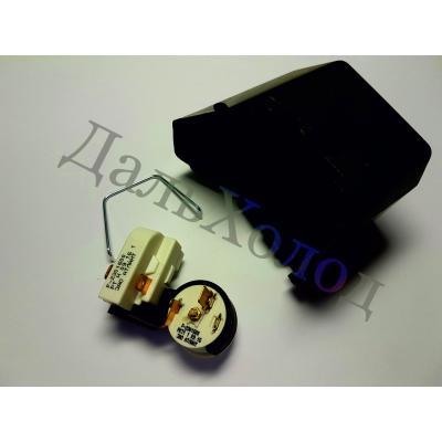 Реле тепловое РКТ-1 (комплект с крышкой и зажимом)