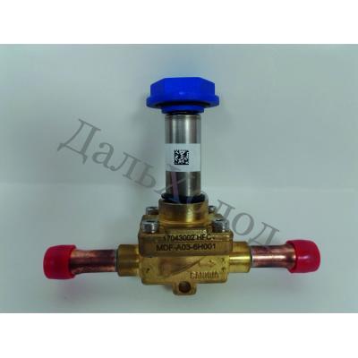 Вентиль соленоидный Sanhua MDF-A06-6H 001 (EVR6-3/8)