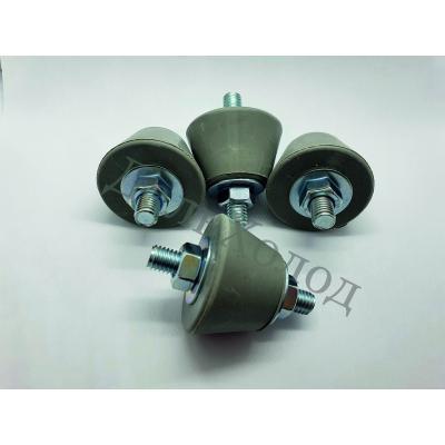 Виброгаситель (М8) (комплект 4шт) СЕРЫЕ до 50кг